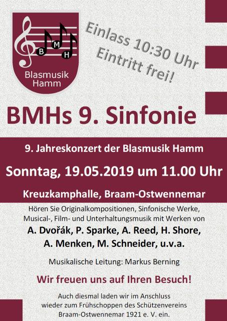 BMH FJK 2019 Plakat