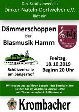 BMH Dämmerschoppen Dinker 2019